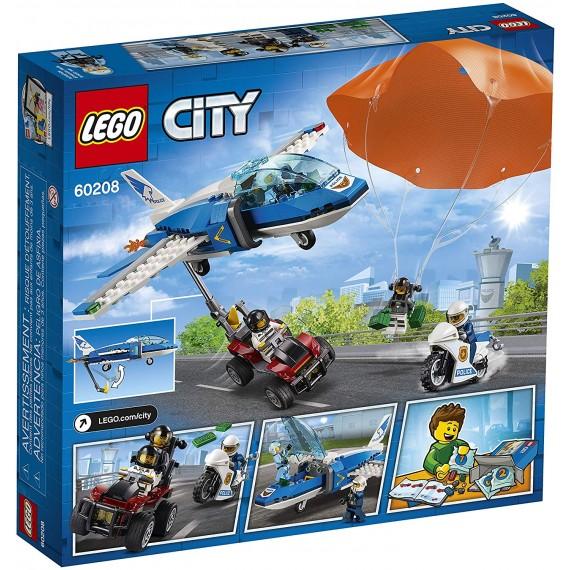 LEGO PARACADUTE POLIZIA...