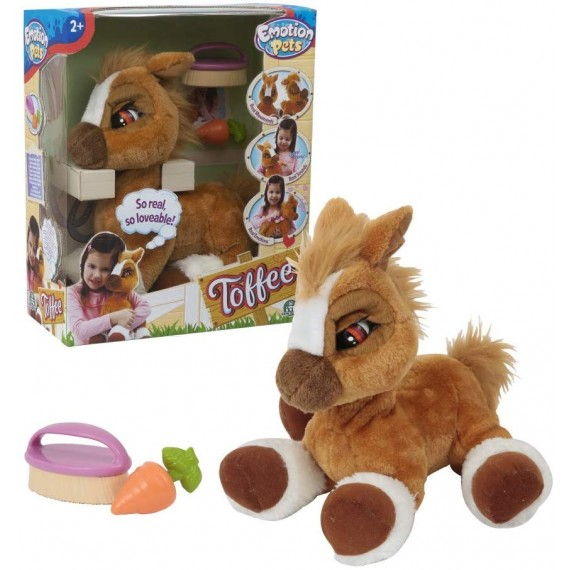 Toffee Emotion Pets Vero...