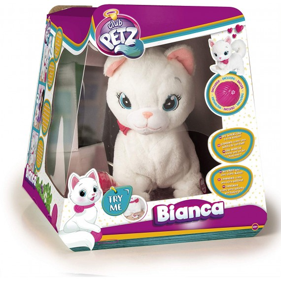Club Petz Bianca gattina...
