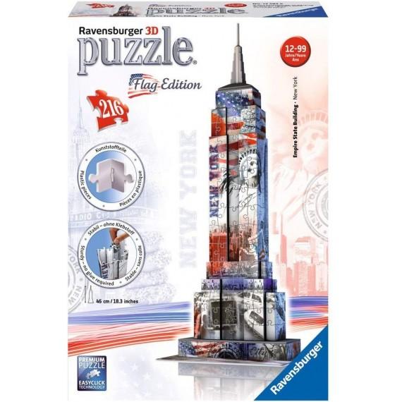 Puzzle 3D Building...