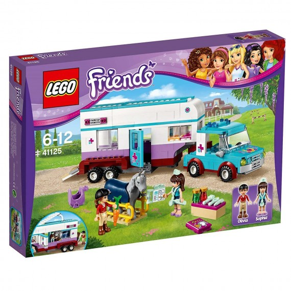 LEGO Friends 41125 - Set...