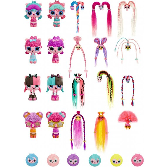POP POP HAIR COLLECTION...