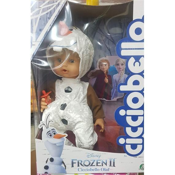 Cicciobello Olaf Disney...