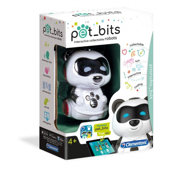 ROBOT EDUCATIVO PET BITS...