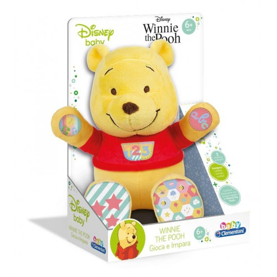 Baby Winnie Medium Plush...