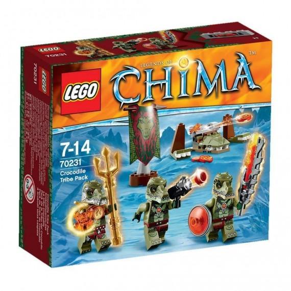LEGO Chima 70231 - Tribù...