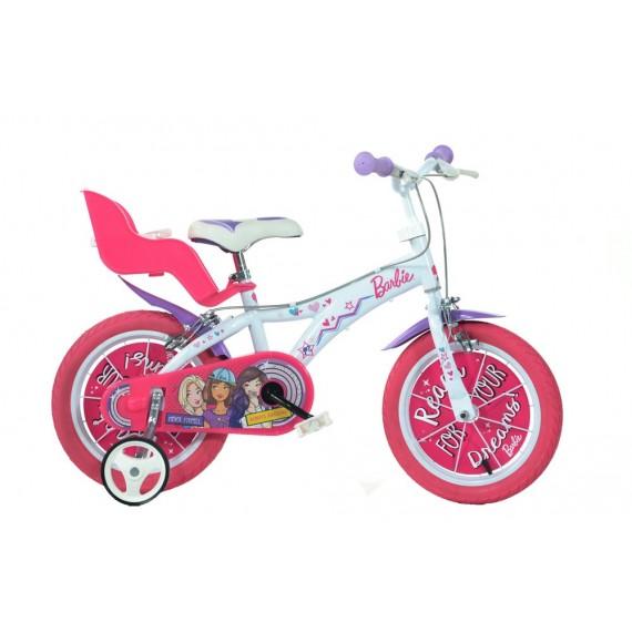 Bicicletta Barbie 16 Dino...