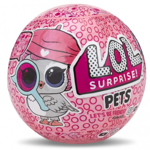 L.O.L. Surprise - Pet Spy...