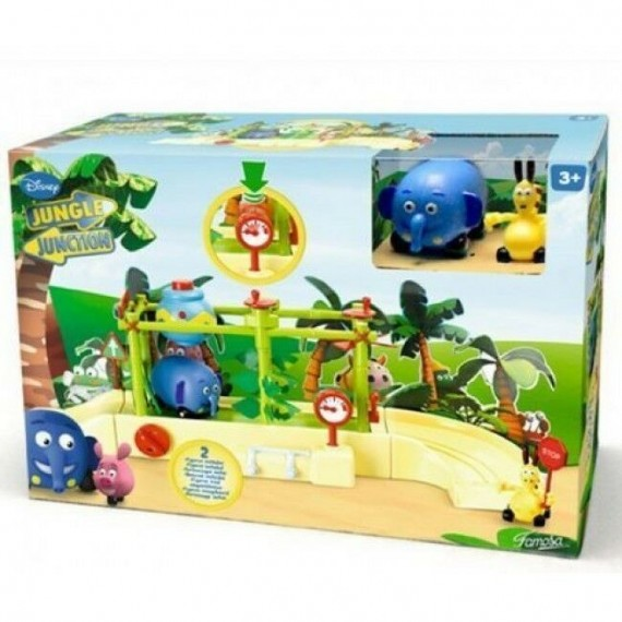 PLAYSET IN GIRO PER LA...