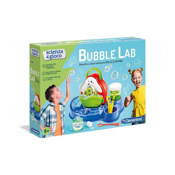 BUBBLE LAB MACCHINA PER...