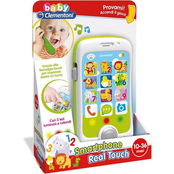 SMARTPHONE TOUCH & PLAY...