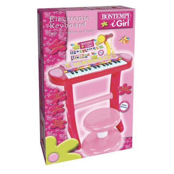 Tastiera 32 tasti microfono...