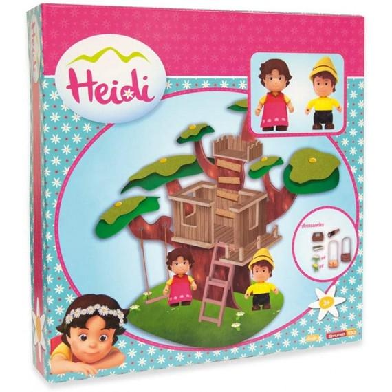 Heidi la Casa sull'Albero...