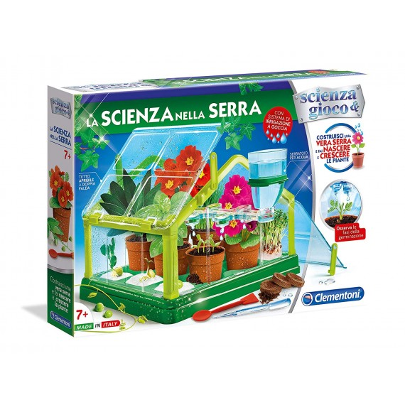 La Scienza nella Serra,...