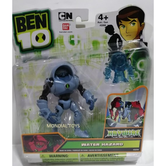 PERSONAGGIO BEN TEN WATER...