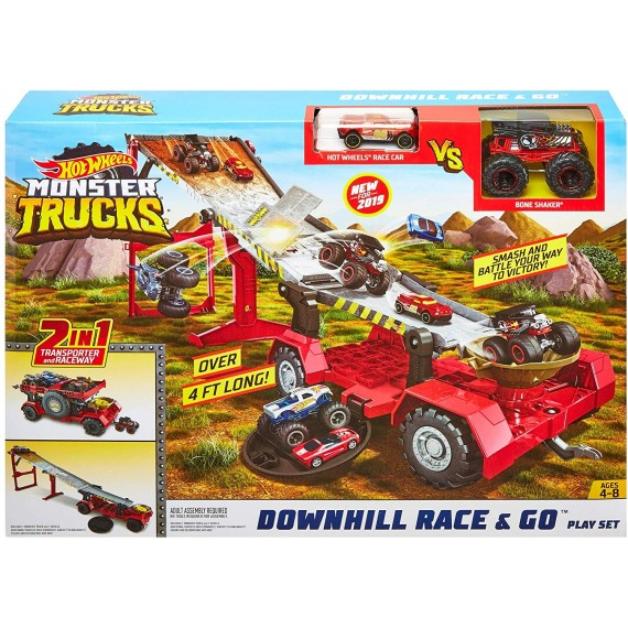 Hot Wheels Monster Trucks...