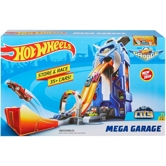 Torre Garage Enorme Playset...
