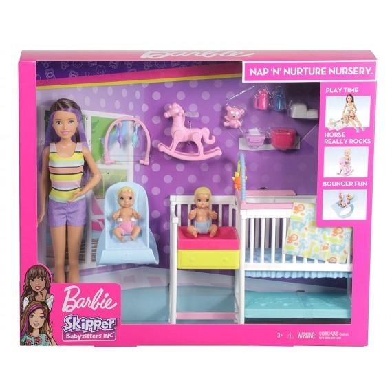 Barbie Playset Skipper...