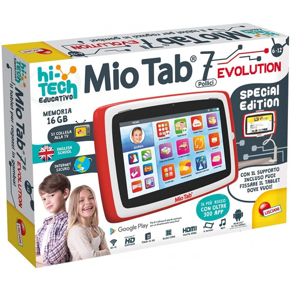 TABLET 7 POLLICI EVOLUTION...