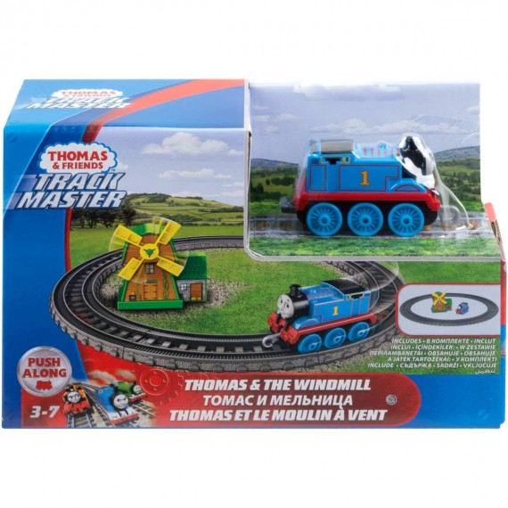 THOMAS PLAYSET GFF09 MATTEL