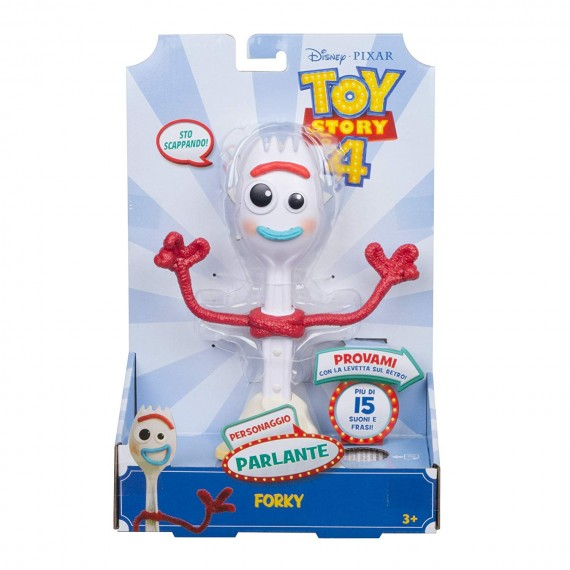 Toy Story 4 Forky Parlante...