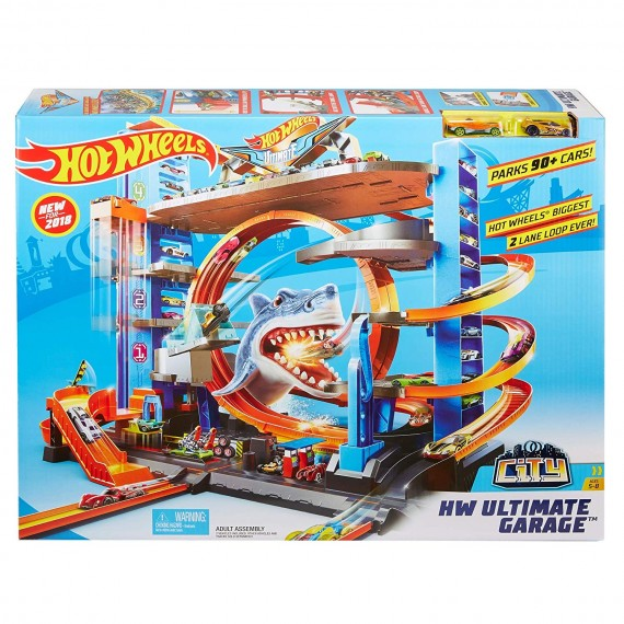 Hot Wheels Garage delle...