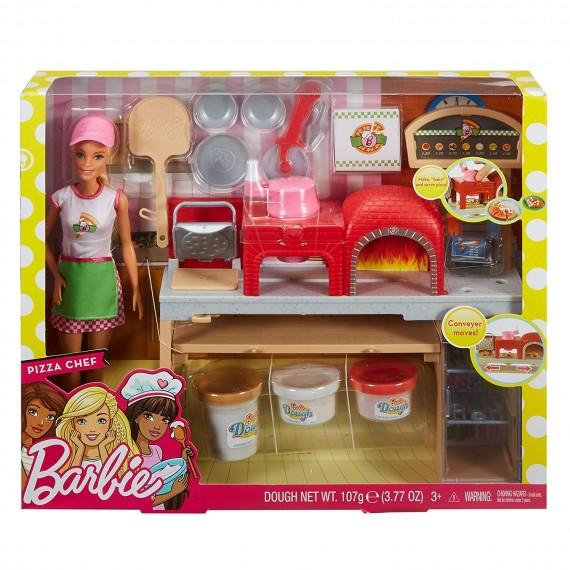 Barbie la Pizzeria con...