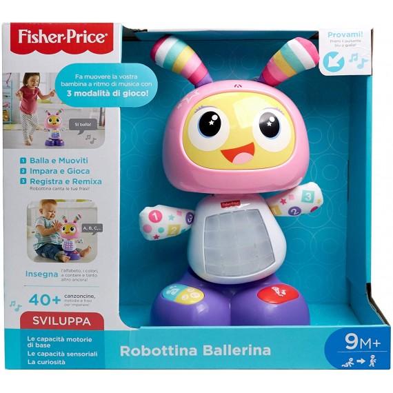 ROBOT ROBOTTINA BALLERINA...