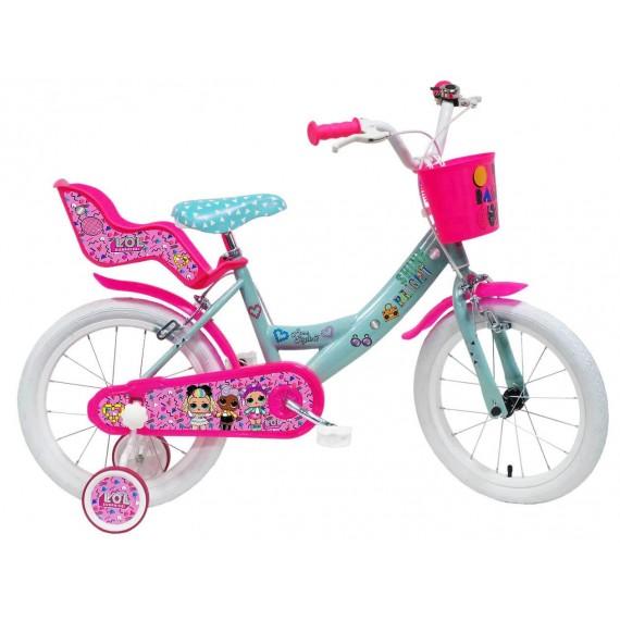 "Bicicletta Bici Bimba 16""..."