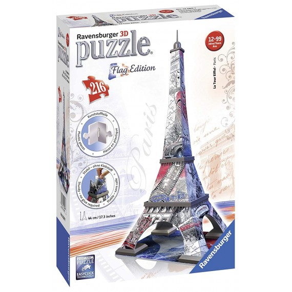 PUZZLE IN 3D TORRE EIFFEL...