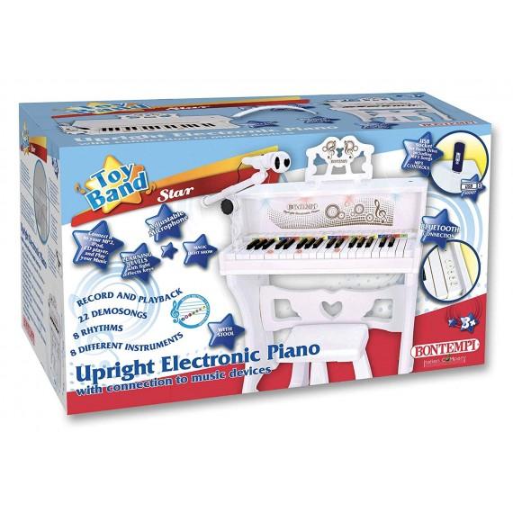 PIANOFORTE COLORE BIANCO 10...