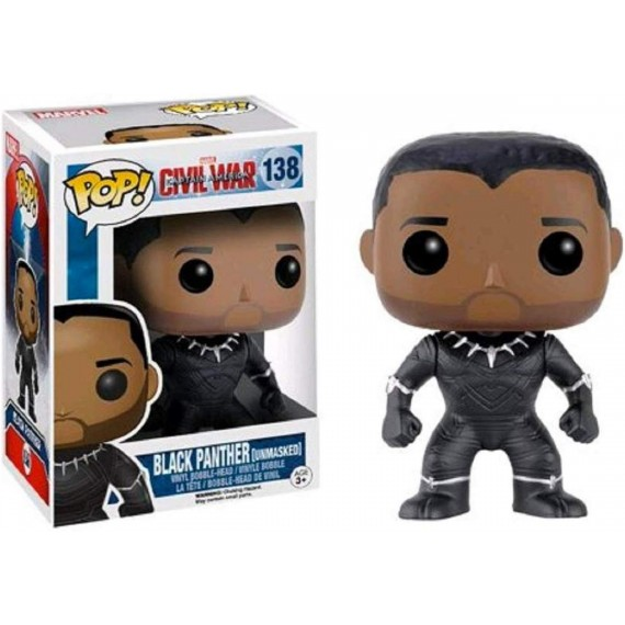 Funko 7719 - Civil War, Pop...