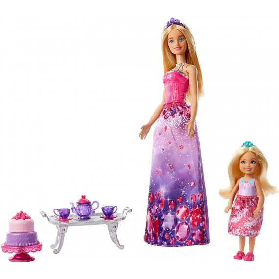 Barbie Dreamtopia Princess...