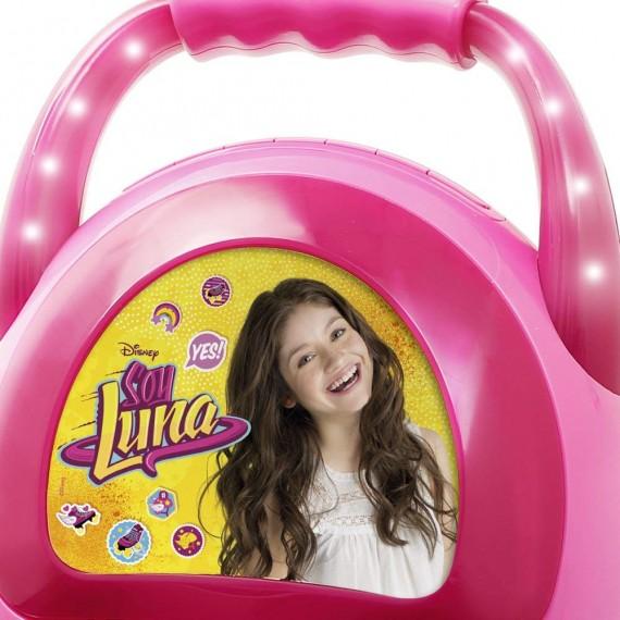 Canta Tu Soy Luna Karaoke...