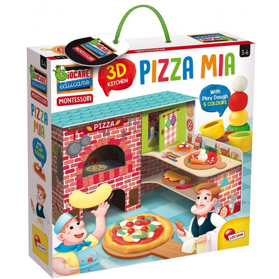 Montessori Pizza Mia 3D e...
