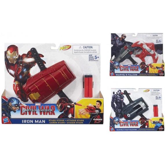 Avengers Armatura Base...