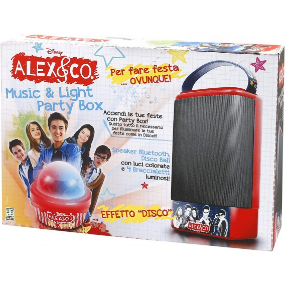 Alex & Co Macchina Karaoke...