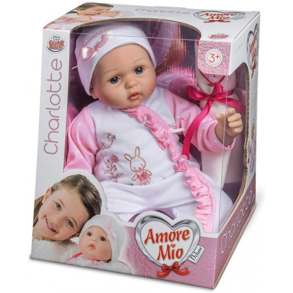 Amore Mio Charlotte Real...