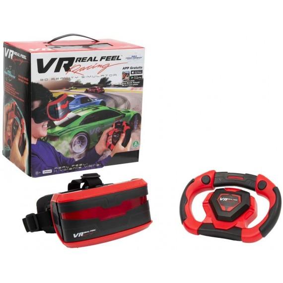 VR Real Feel Raciong Car...