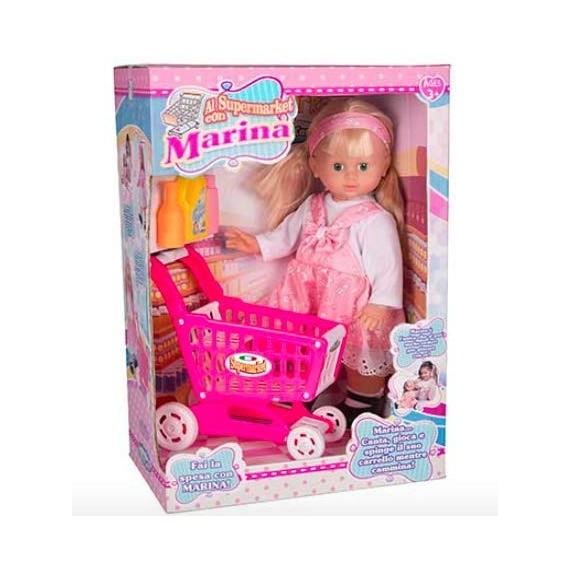 Marina Canta Bambola con Il...