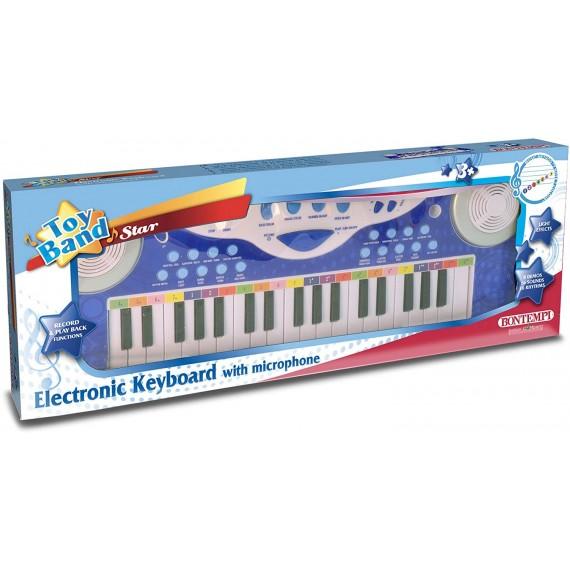 Bontempi- Tastiera, 12 3740