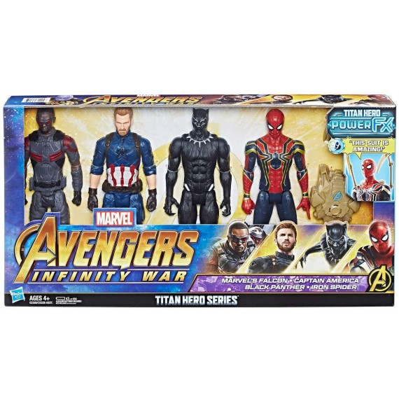 Marvel Avengers Titan Hero...