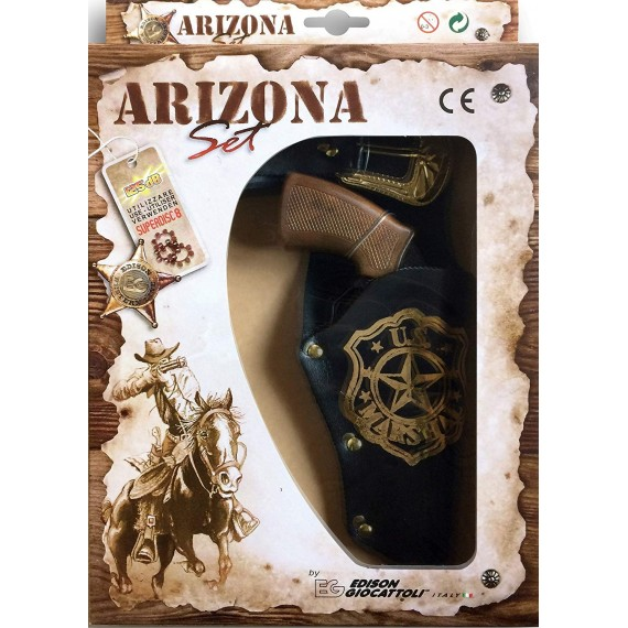 Arizona Set W Box Pistola E...
