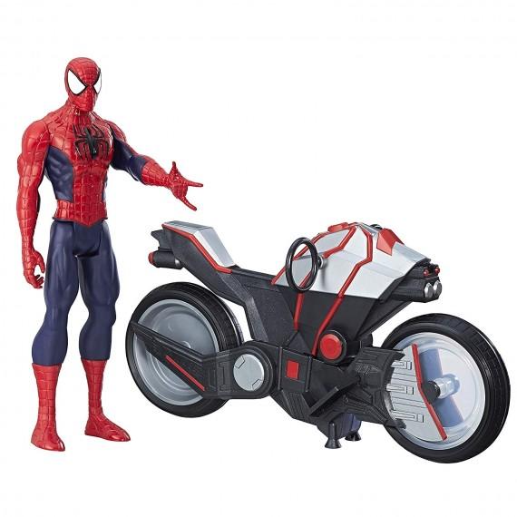 Spider-Man Spider Cycle...