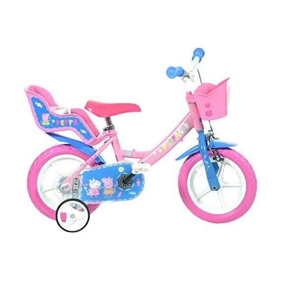 "Bicicletta 12"" Peppa Pig..."