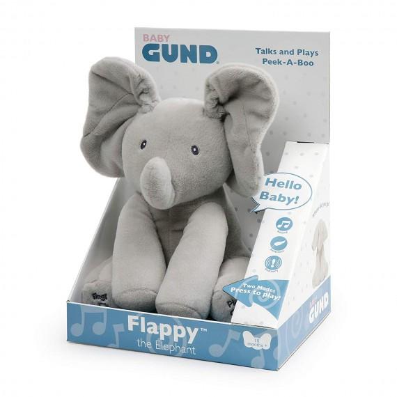 GUND-Flappy elefantino...