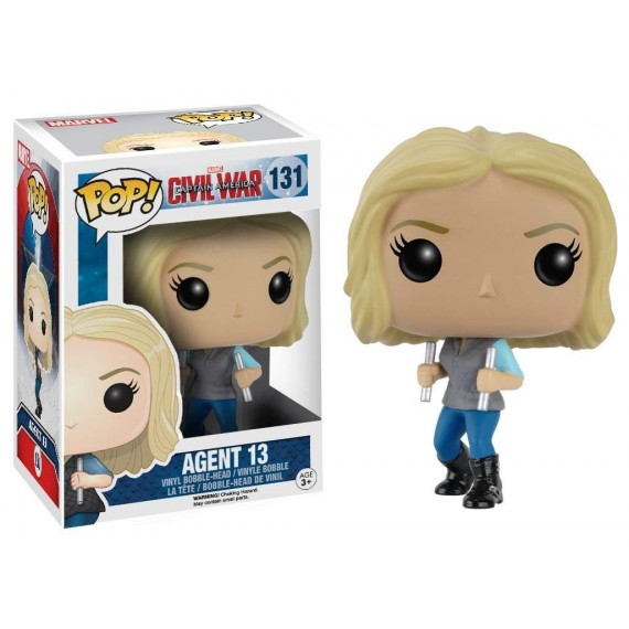 Funko- Pop Bobble Marvel...