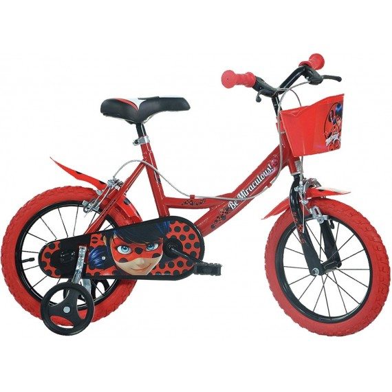 "Bicicletta Miracolous 14""..."