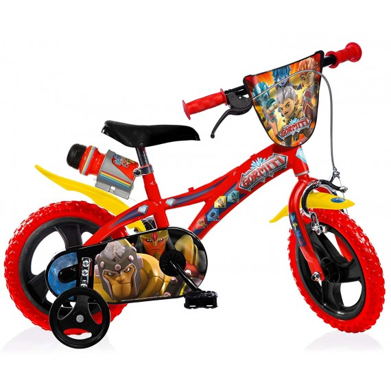 "Bicicletta Gormiti 12""..."