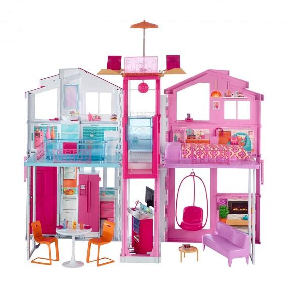 Barbie-la Casa di Malibu...